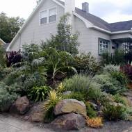 Mediterranean Rock Garden, Portland, Oregon