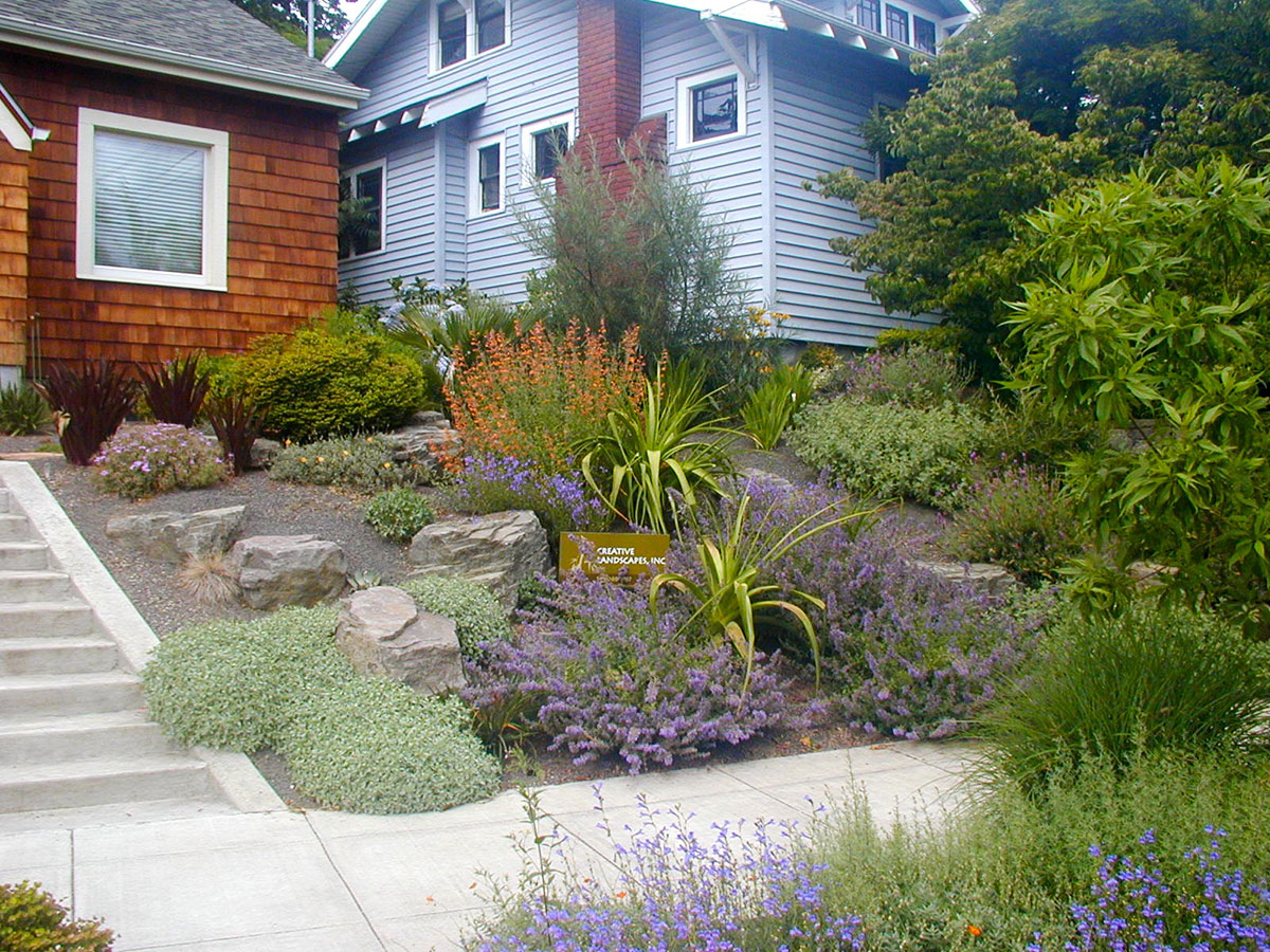 Rock Gardens - Creative Landscapes, Inc. on Backyard Rocks  id=12924